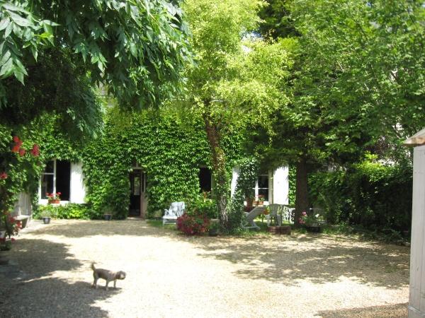 Maison Ancienne Centre Village Avec Jardin Agence Immobiliere