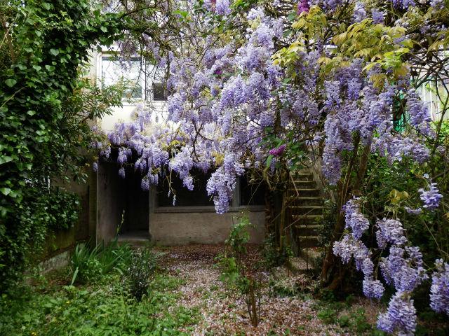 37 tours quartier grammont maison avec joli jardin for Au jardin avec melanie gregoire