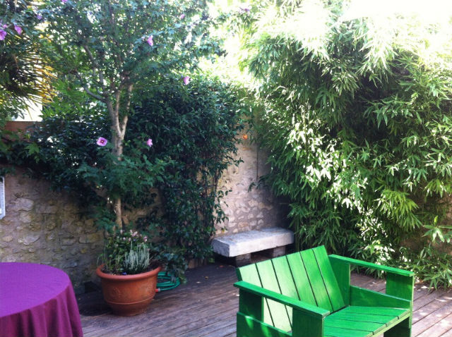 Charmante maison particuliere xix me avec jardin et terrasse agence immobiliere une demeure - Agence immobiliere terrasse et jardin ...