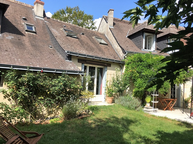 Accueil agence immobiliere une demeure en touraine for Jardin expose nord